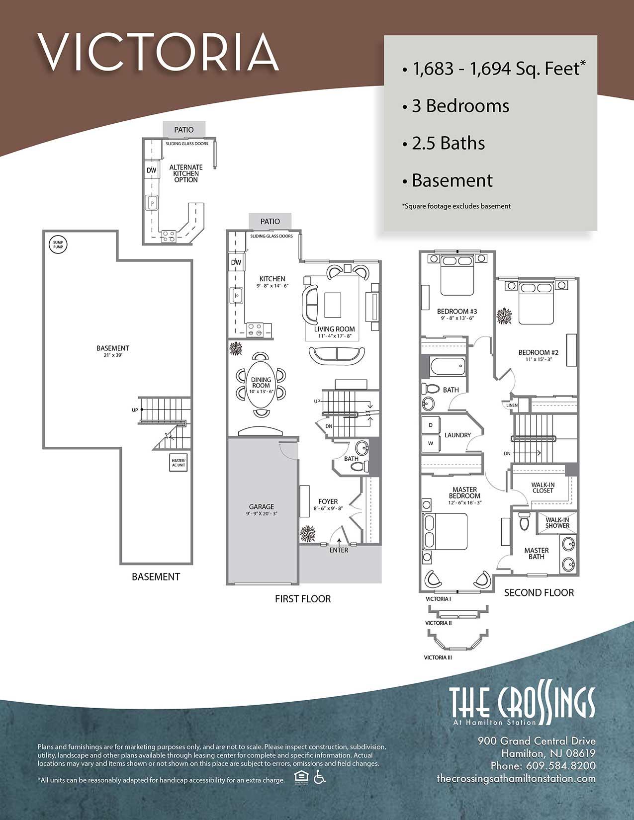 The Crossings at Hamilton Station Apartment Floor Plan Victoria