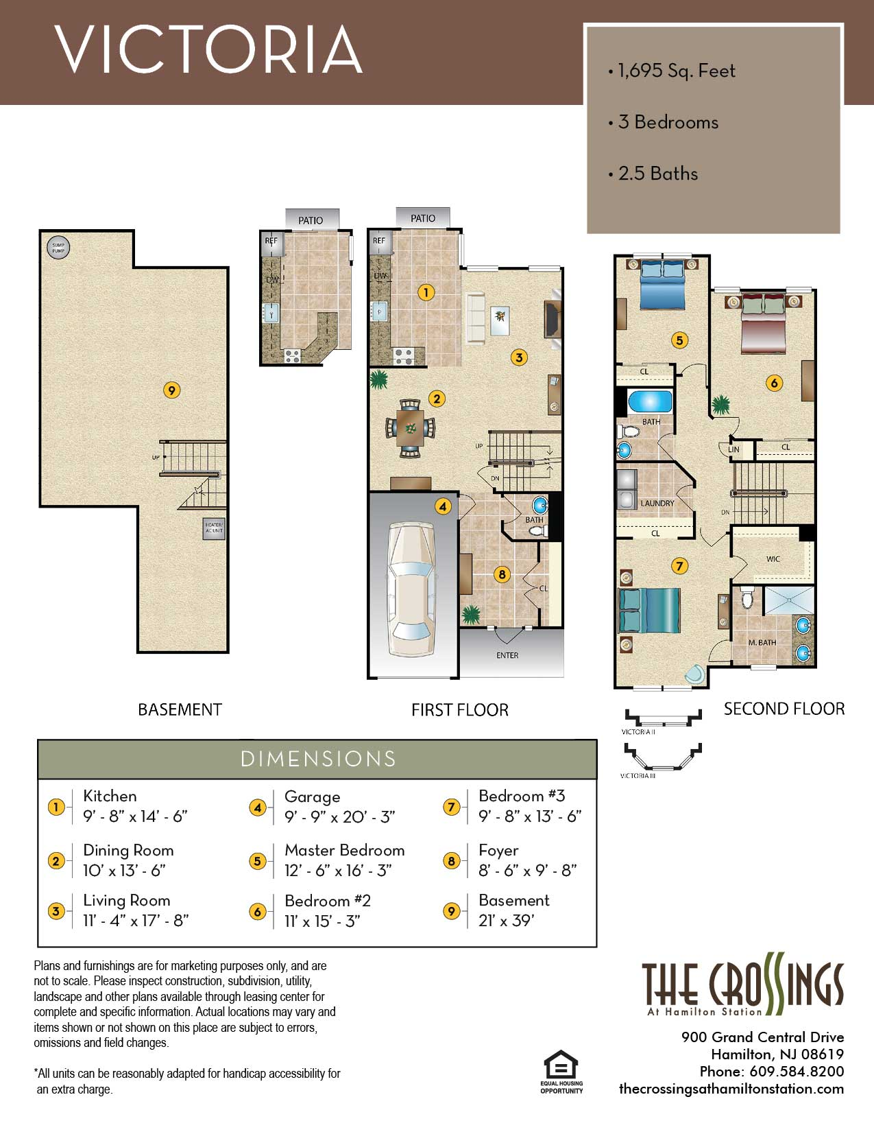 The Crossings at Hamilton Station Apartment Floor Plan Victoria