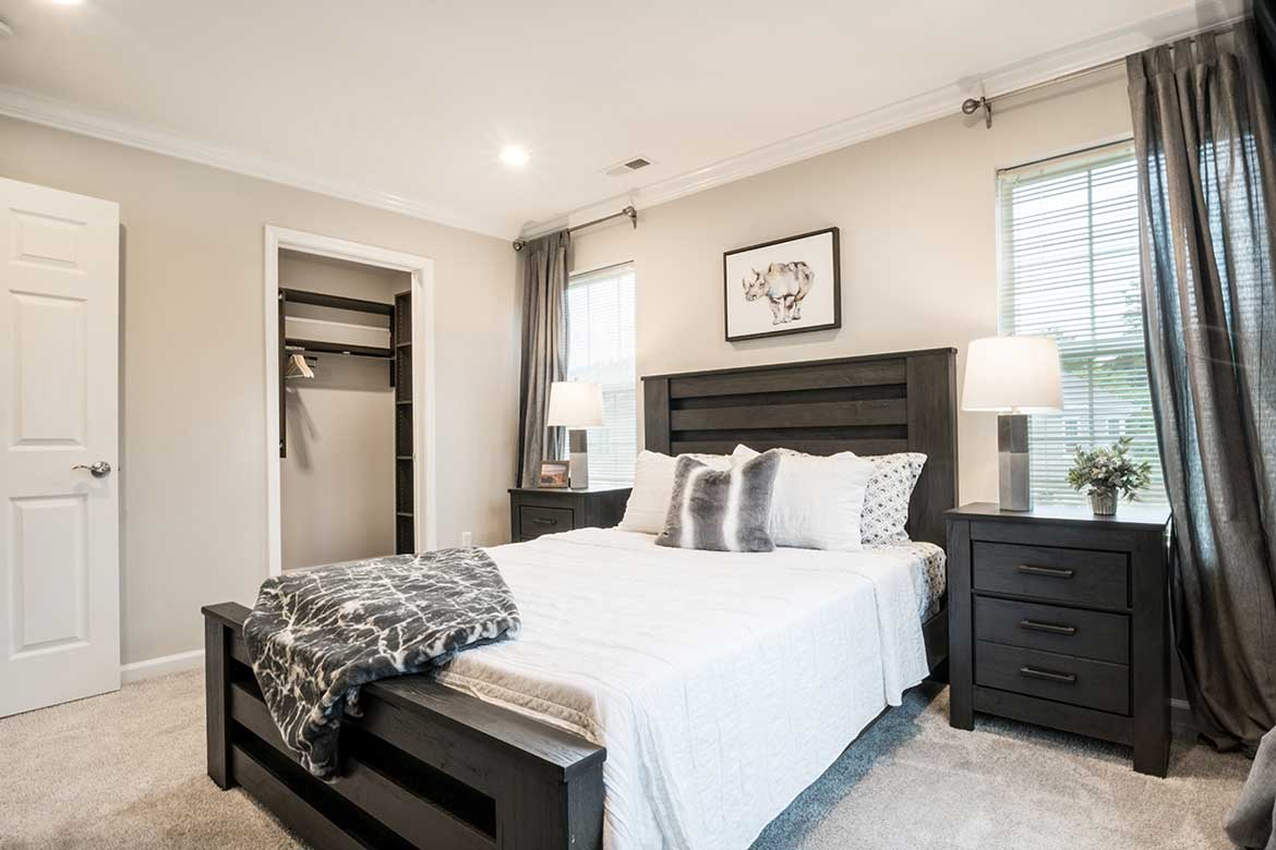 The Crossings at Hamilton Station Luxury Bedroom